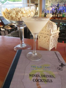 The Gin Trap Nevis Review   The Rose Table