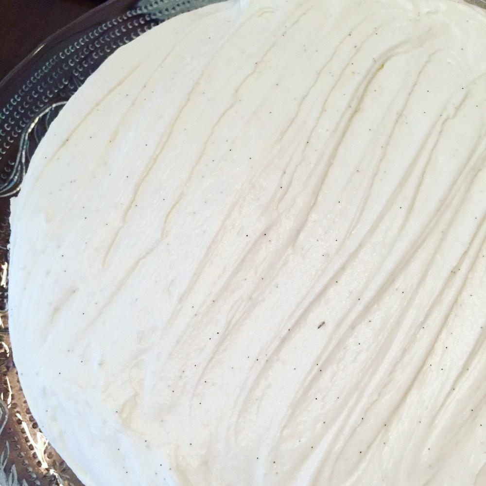 Diner en Blanc Cake | The Rose Table