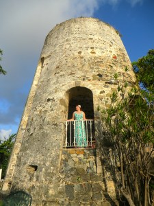 Sugar mill at The Buccaneer Hotel