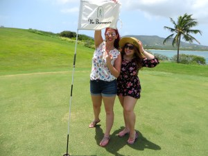 The Buccaneer Saint Croix Golf | The Rose Table