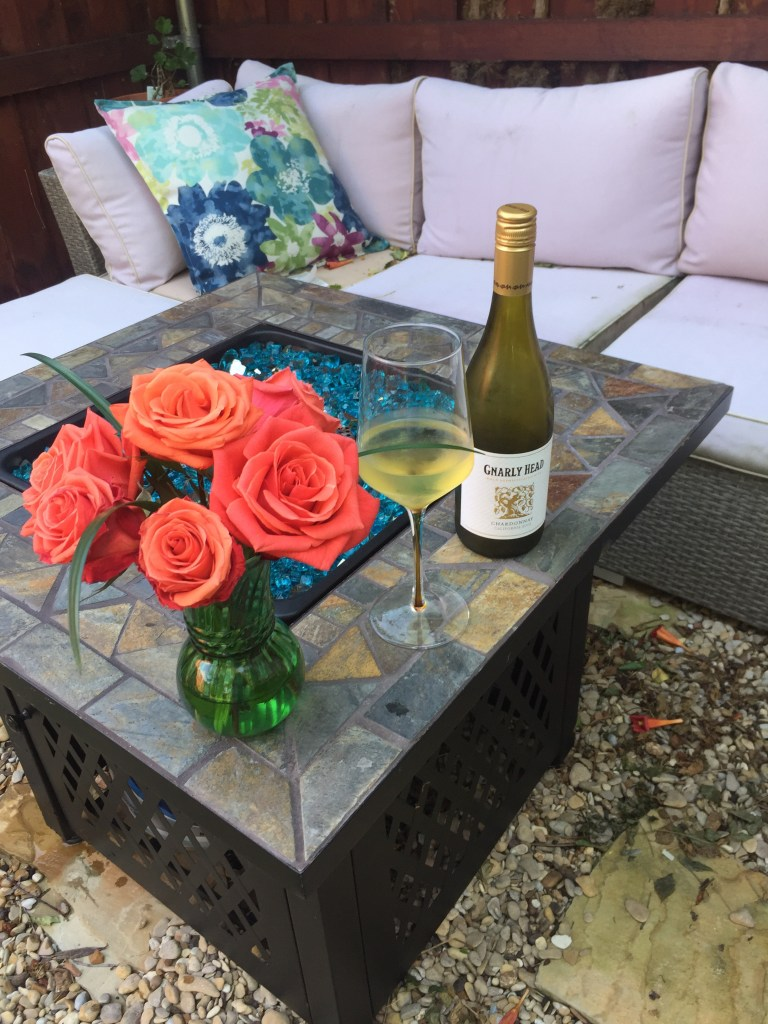 Pier 1 Style Box   The Rose Table