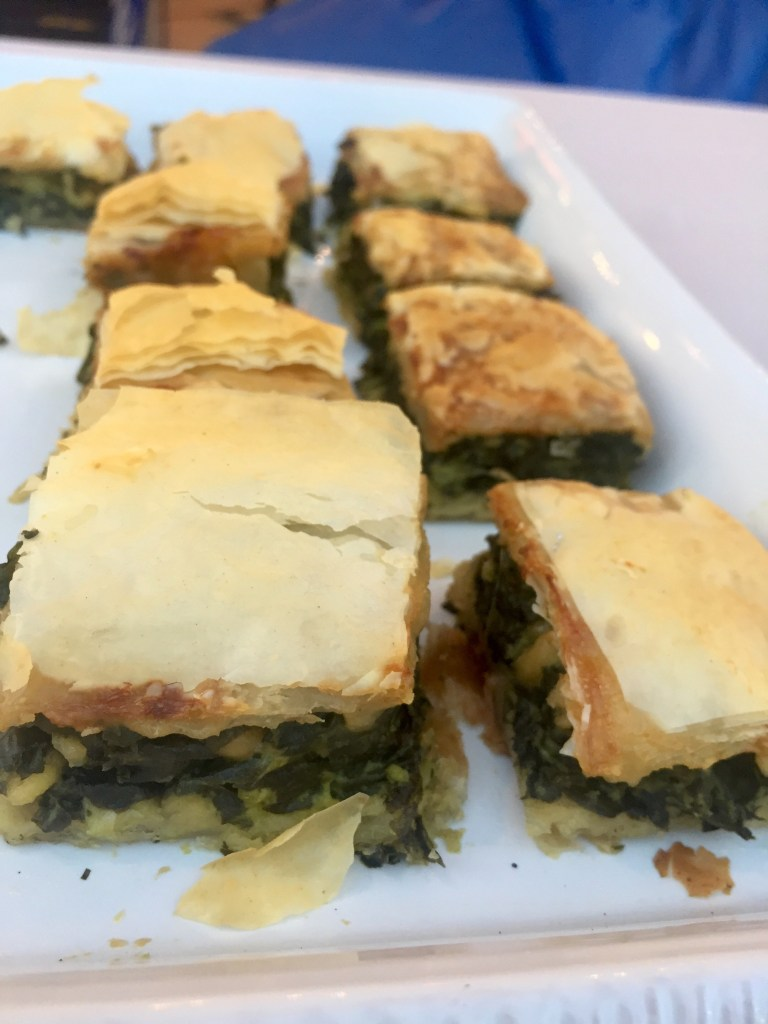 Spanakopita | The Rose Table