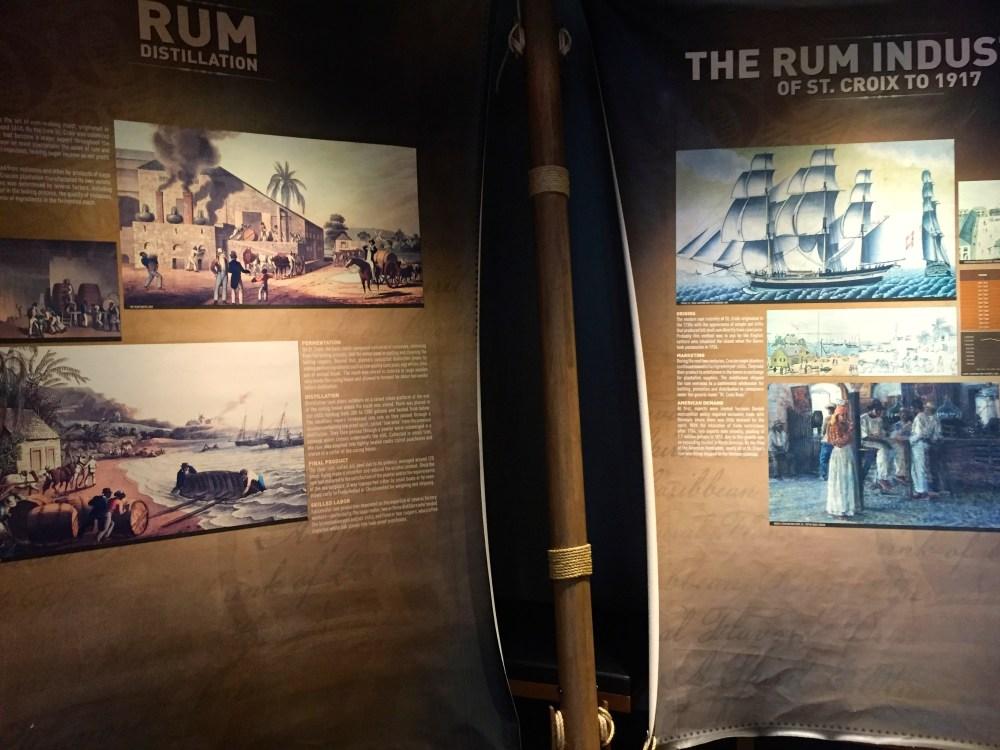 Captain Morgan Distillery Saint Croix | The Rose Table