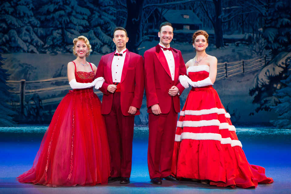 White Christmas Bass Hall Review