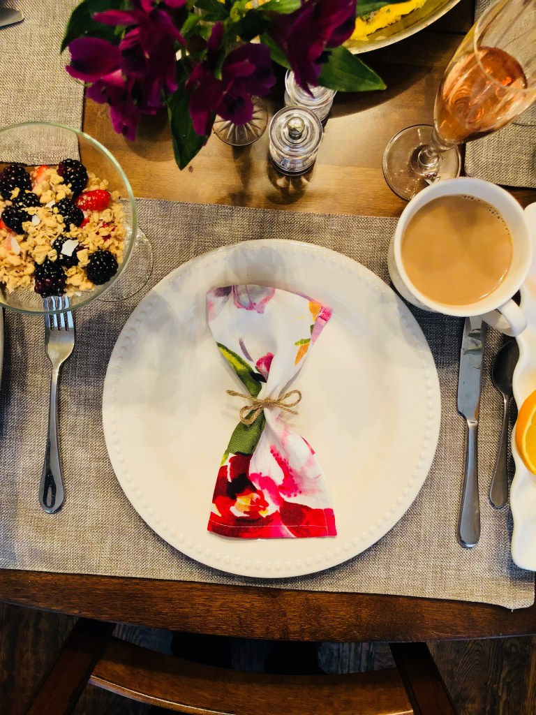 Brunch Recipes | The Rose Table