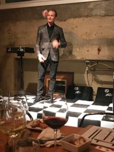 Trigg Watson Magician