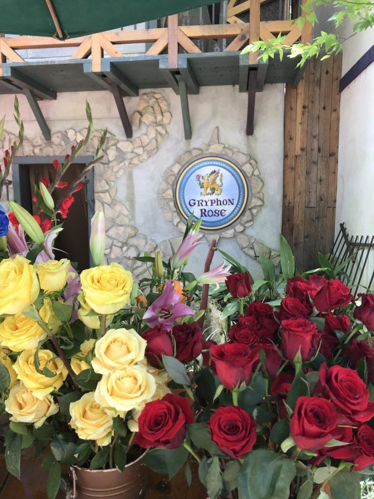 Scarborough Renaissance Festival Review   The Rose Table