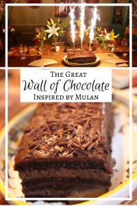 Mulan Party Recipes