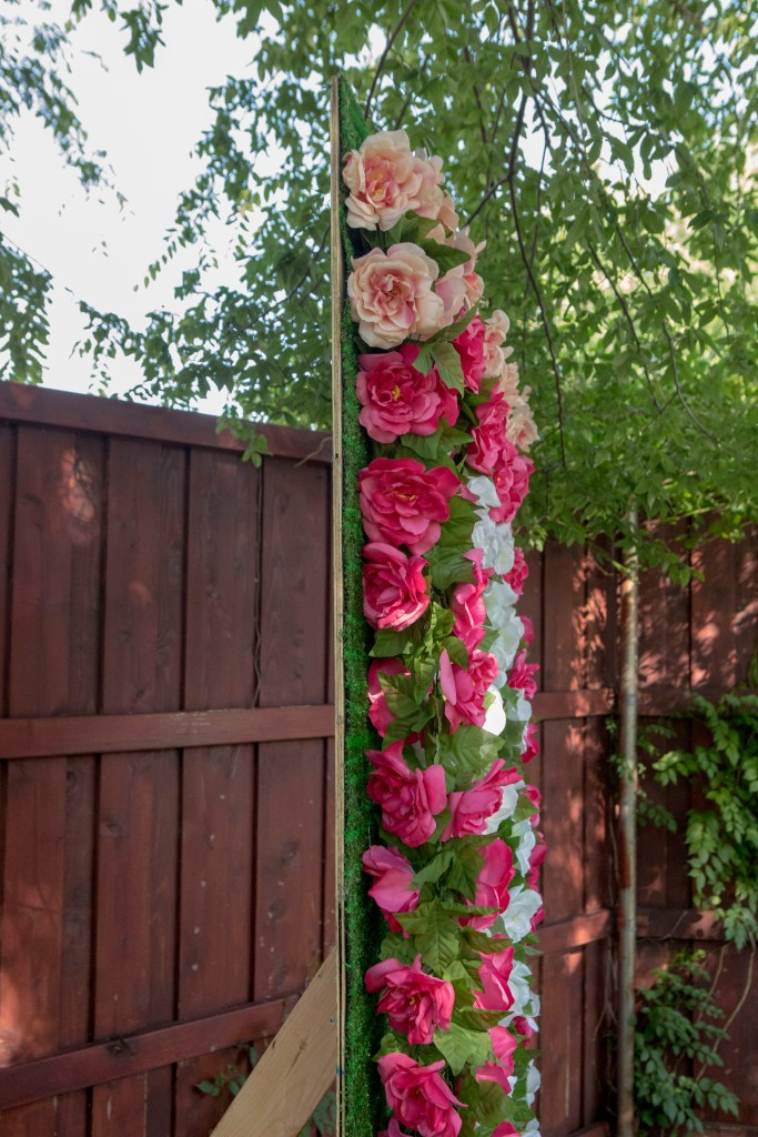 How to Build a Rose Wall | The Rose Table