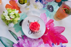 Painting the Roses Red Cupcakes | Alice in Wonderland Party Recipes