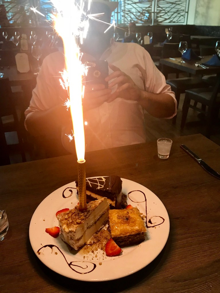 Ziziki's at the Star Review | The Rose Table