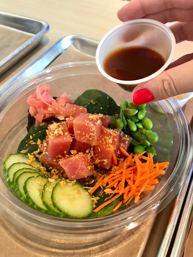 Poke O Dallas Review | The Rose Table