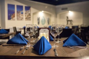 Ziziki's at the Star Review   The Rose Table