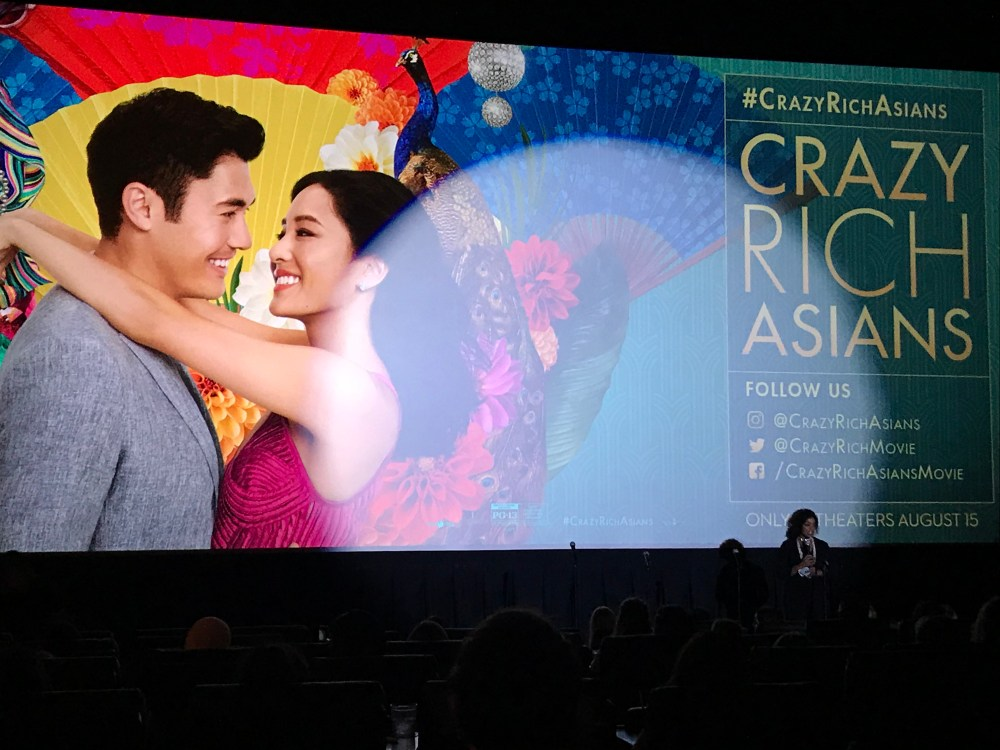 Crazy Rich Asians Movie Review | The Rose Table