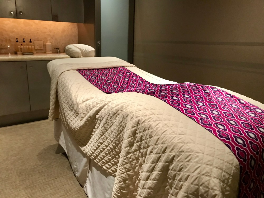 Mokara Spa Omni Dallas Review | The Rose Table