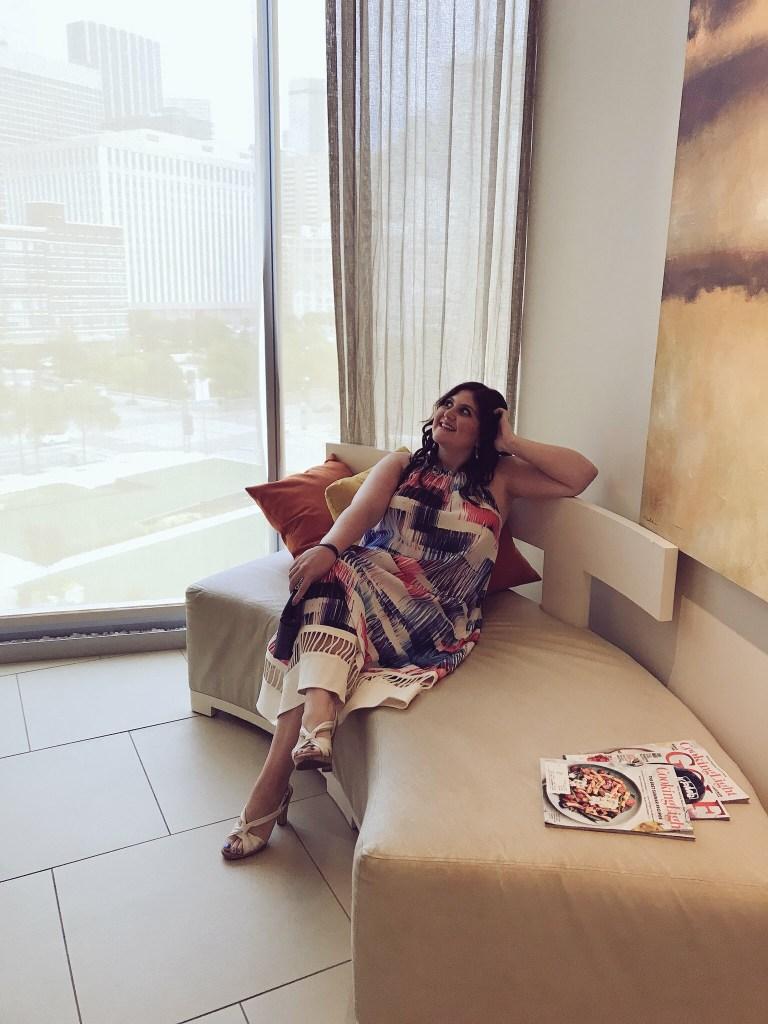 Mokara Spa Omni Dallas Review | The Rose Table
