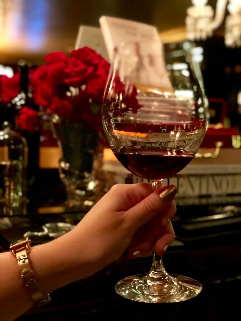 JCB Tasting Lounge Ritz-Carlton San Francisco | The Rose Table