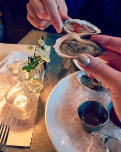 Bar Crudo San Francisco Review | The Rose Table