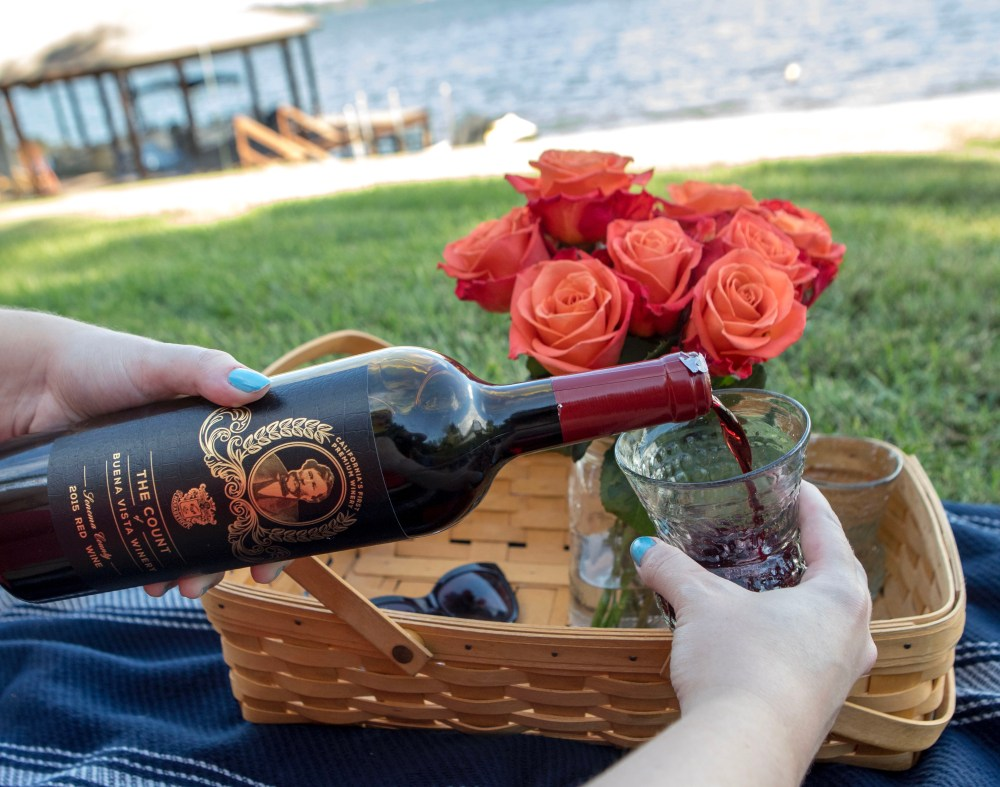 The Count of Buena Vista 2015 Sonoma County Red Wine Review