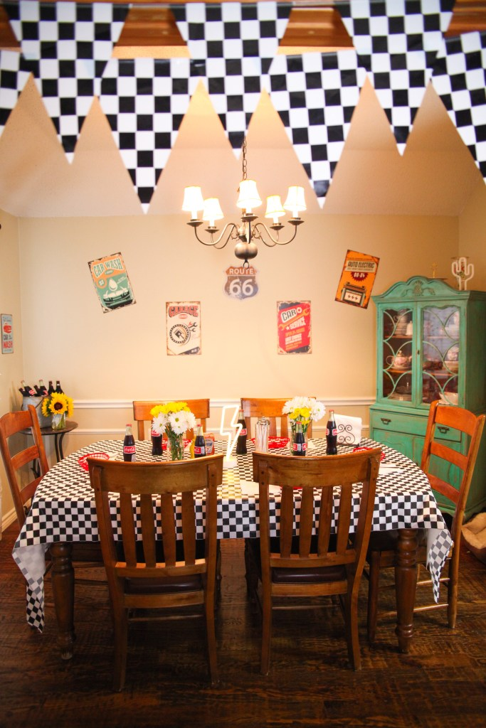 Disney Dinners: Cars | Party Food and Recipes