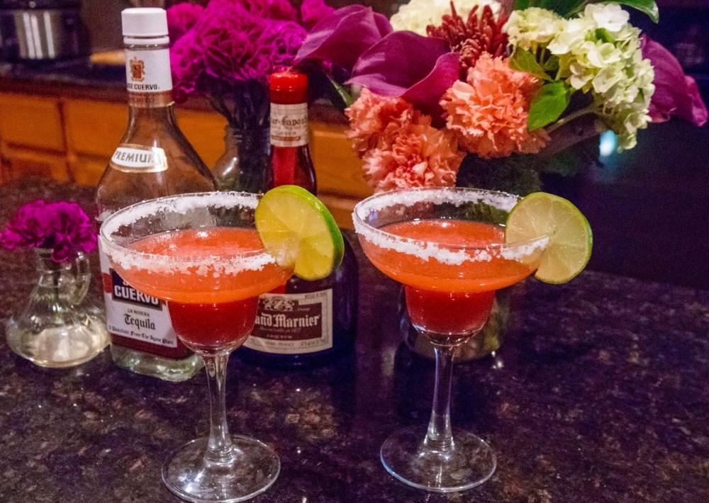 Best Strawberry Margarita Recipe
