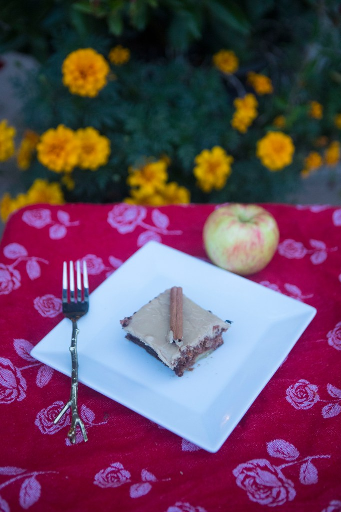 Caramel Apple Cake | The Rose Table