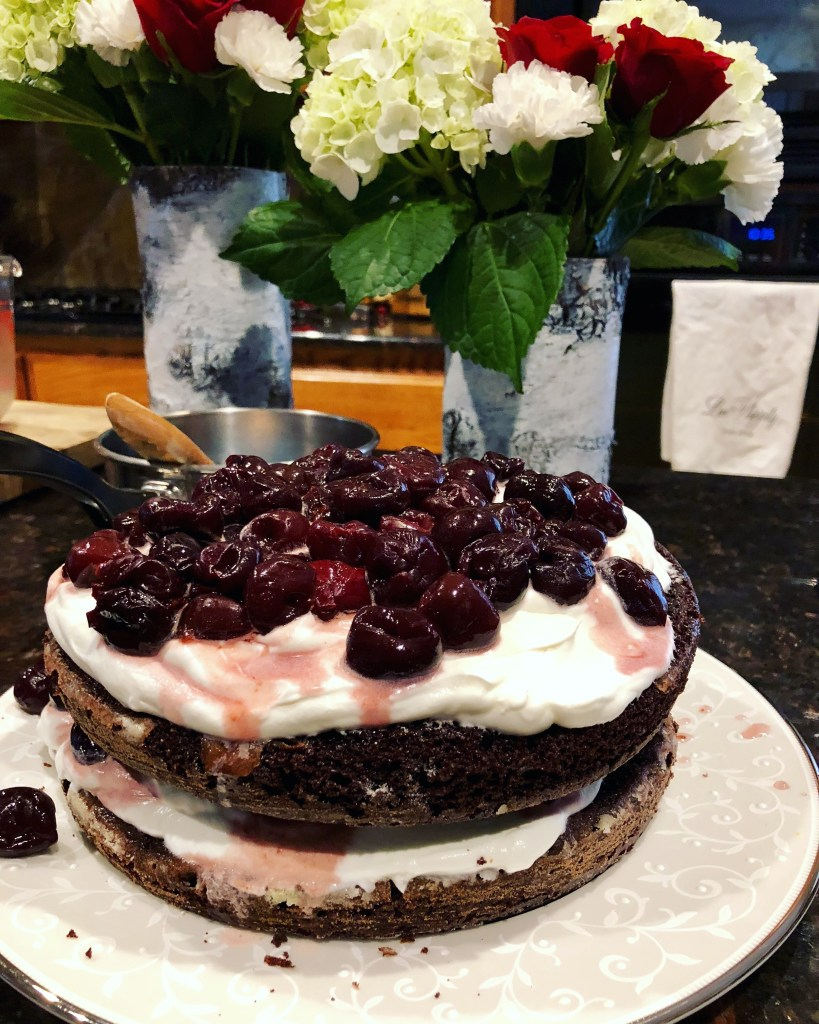 Best Black Forest Cake Recipe | The Rose Table