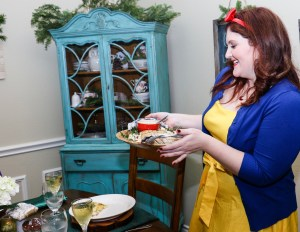 Disney Snow White Dinner Party Recipes   The Rose Table