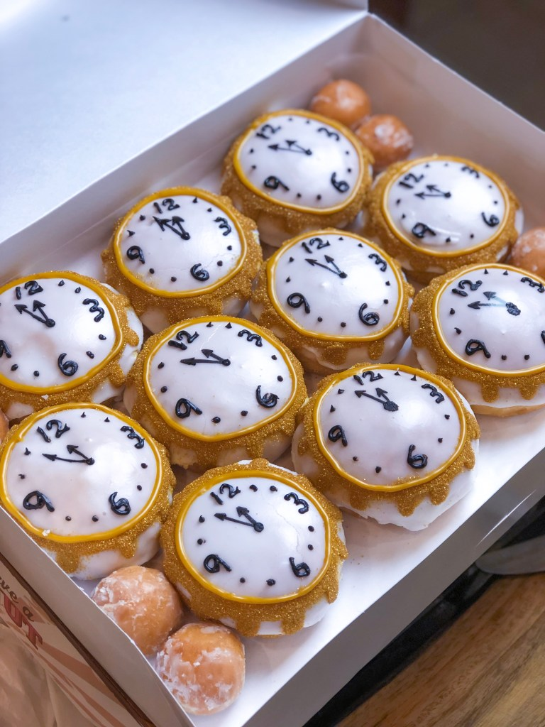 Earnest Donuts Cinderella Ball