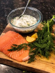 Norwegian Gravlax (How to Cure Salmon) | The Rose Table