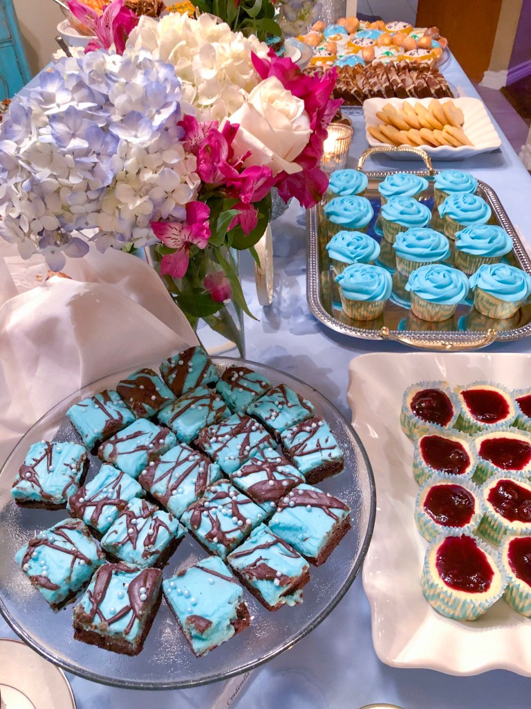 Cinderella Brownies | The Rose Table