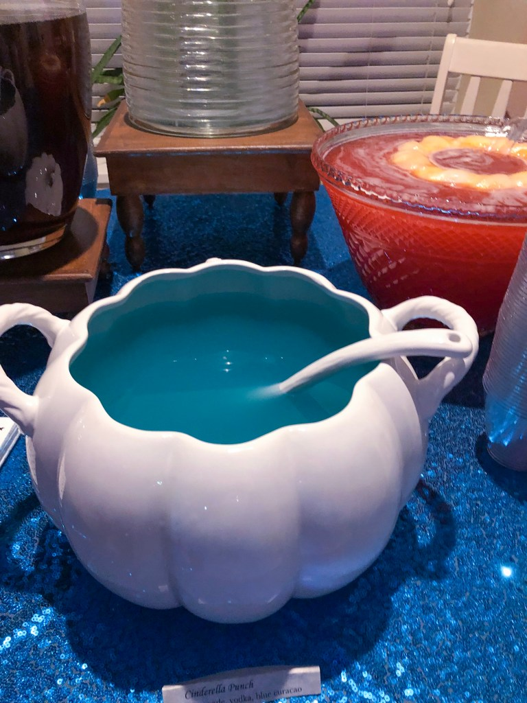 Cinderella Punch with Lemonade, Vodka   The Rose Table
