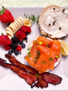 Norwegian Gravlax (How to Cure Salmon)   The Rose Table