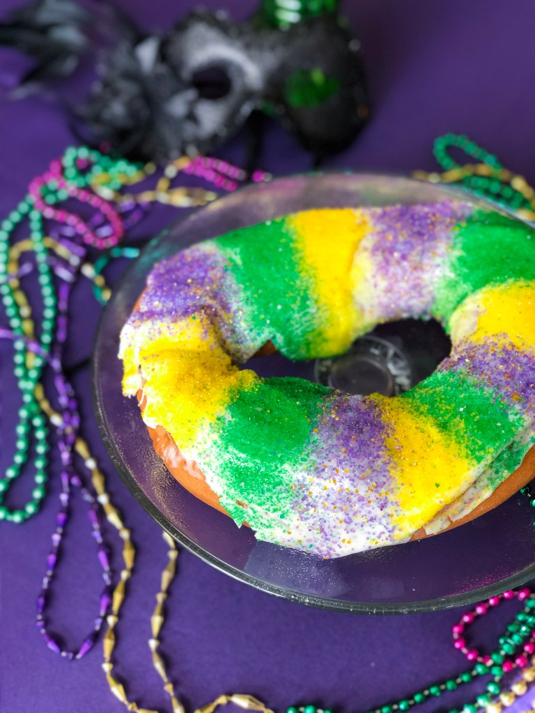 What is King Cake | The Rose Table