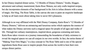 Best Disney Bloggers