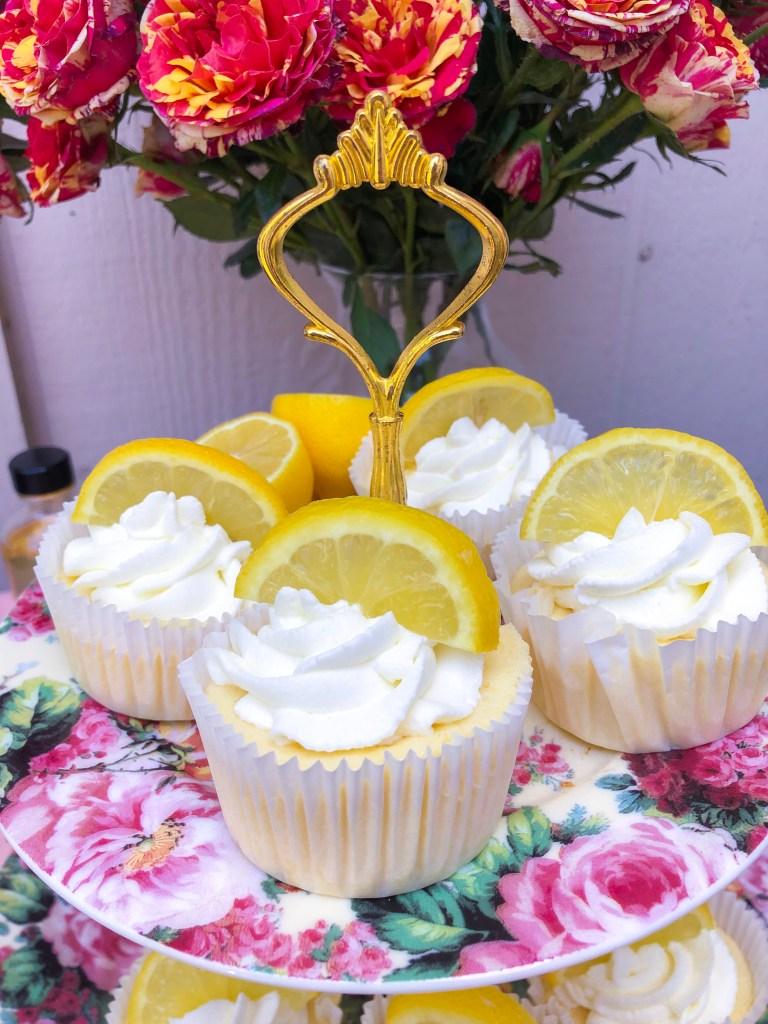 Mini Lemon Cheesecakes | The Rose Table