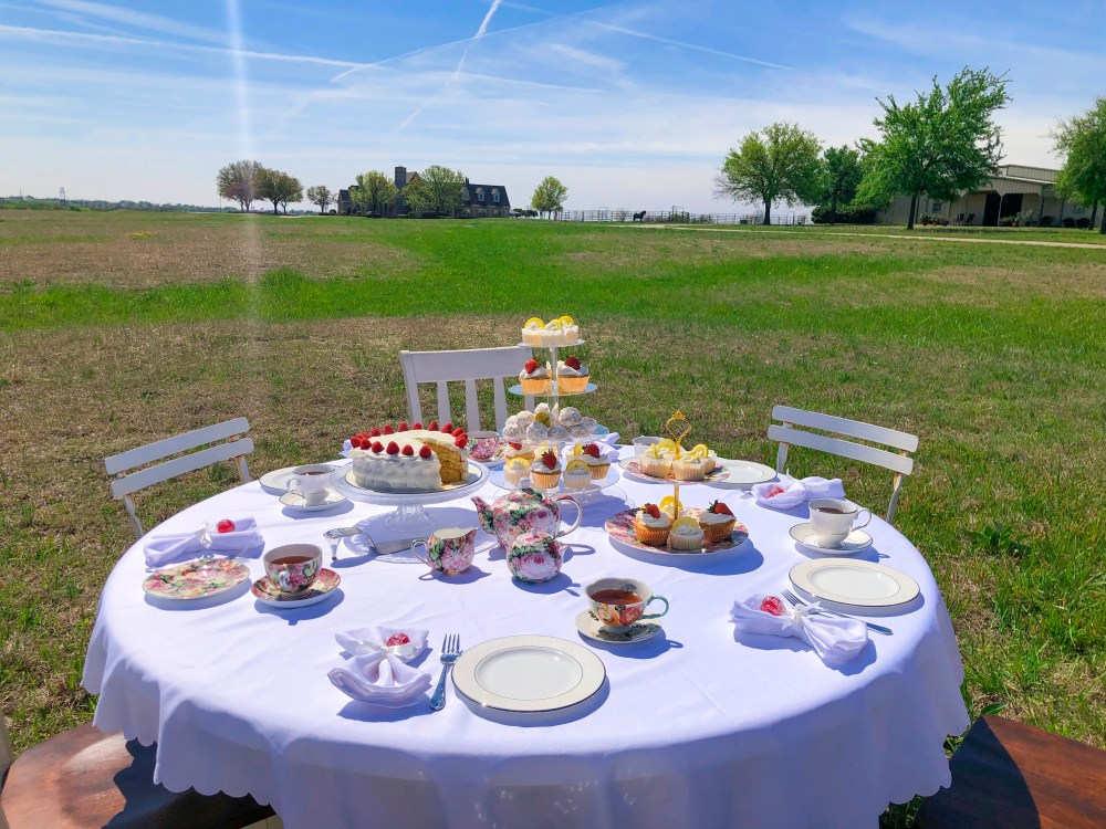 Jonas Brothers SUCKER Inspired Tea Party | The Rose Table
