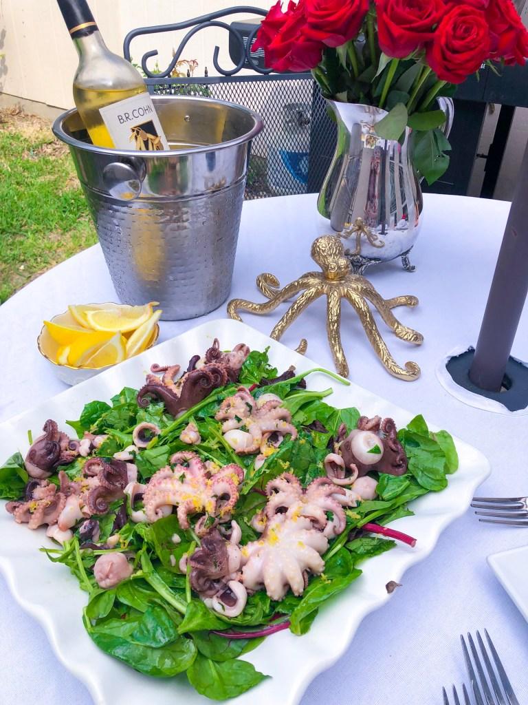 Flerken Salad | The Rose Table