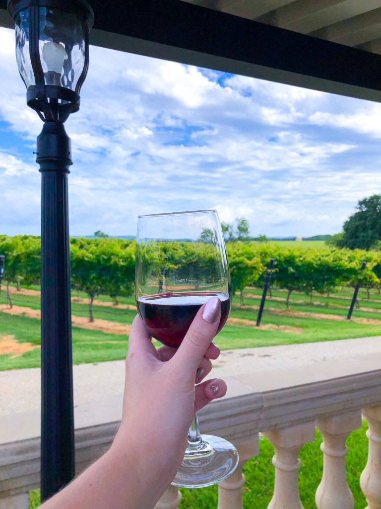 Grape Creek Vineyards Fredericksburg Texas Wine