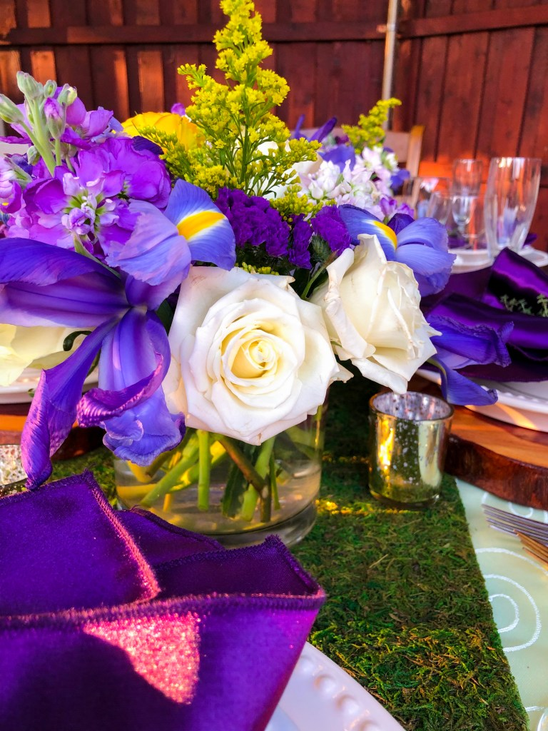 A Midsummer Night's Dream Party Inspiration Recipes | The Rose Table
