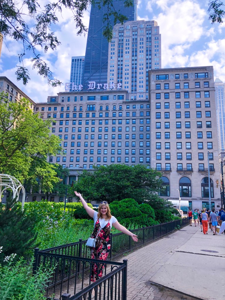 The Drake Hotel Chicago Review