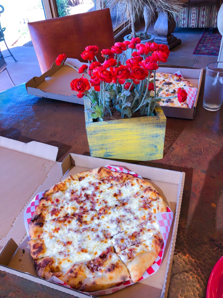 Riggatti's Wood Fired Pizza Review