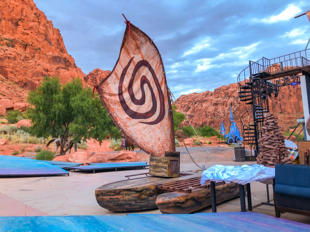 Tuacahn Amphitheater Review