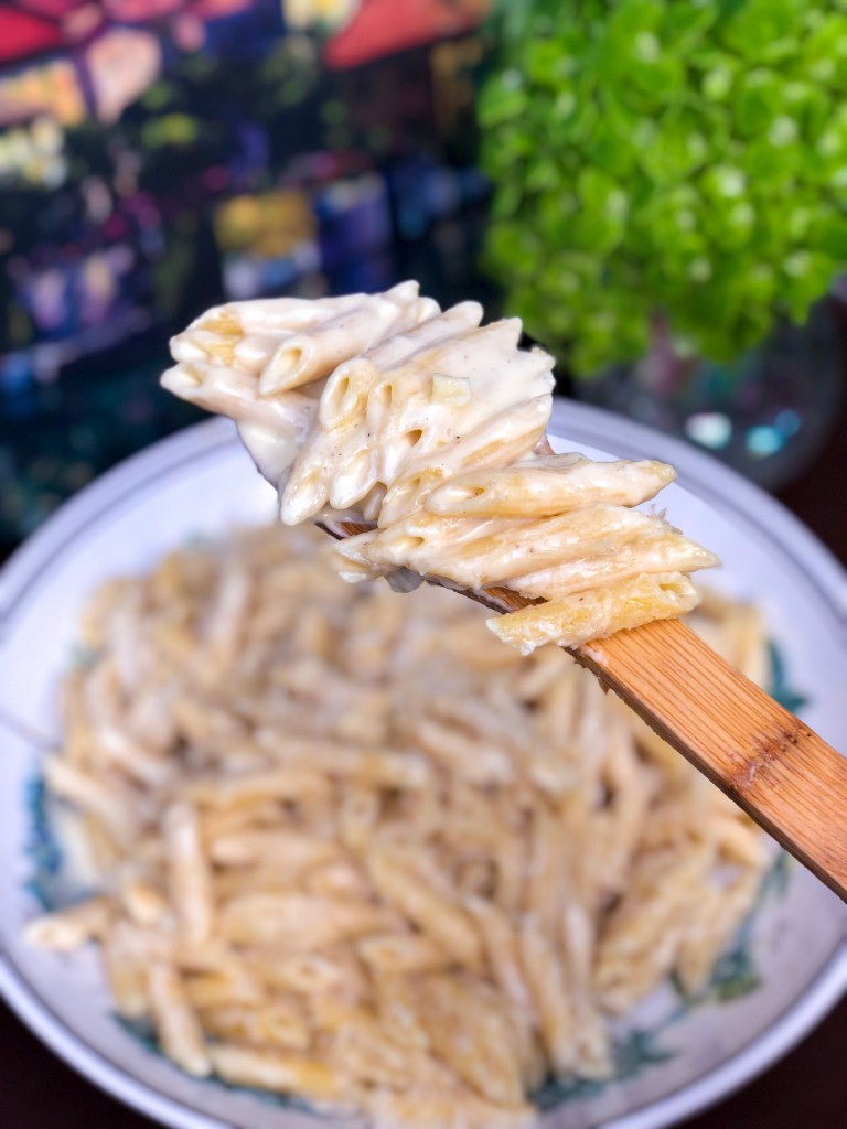 The World's Best Alfredo Sauce