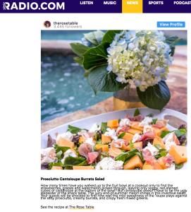 Best Food Blogger Dallas