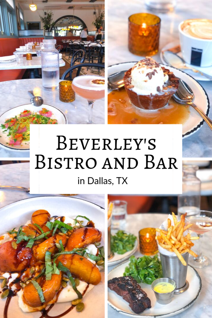 Beverley's Bistro and Bar Dallas Review