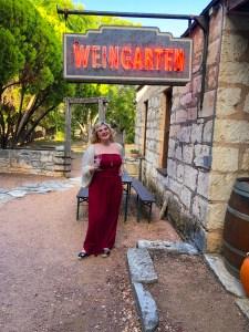 Pontotoc Vineyard's Weingarten Fredericksburg