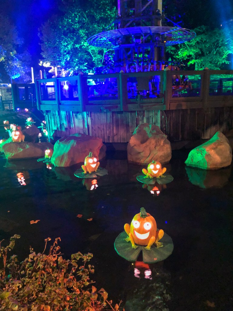 Dollywood Harvest Festival Great Pumpkin LumiNights