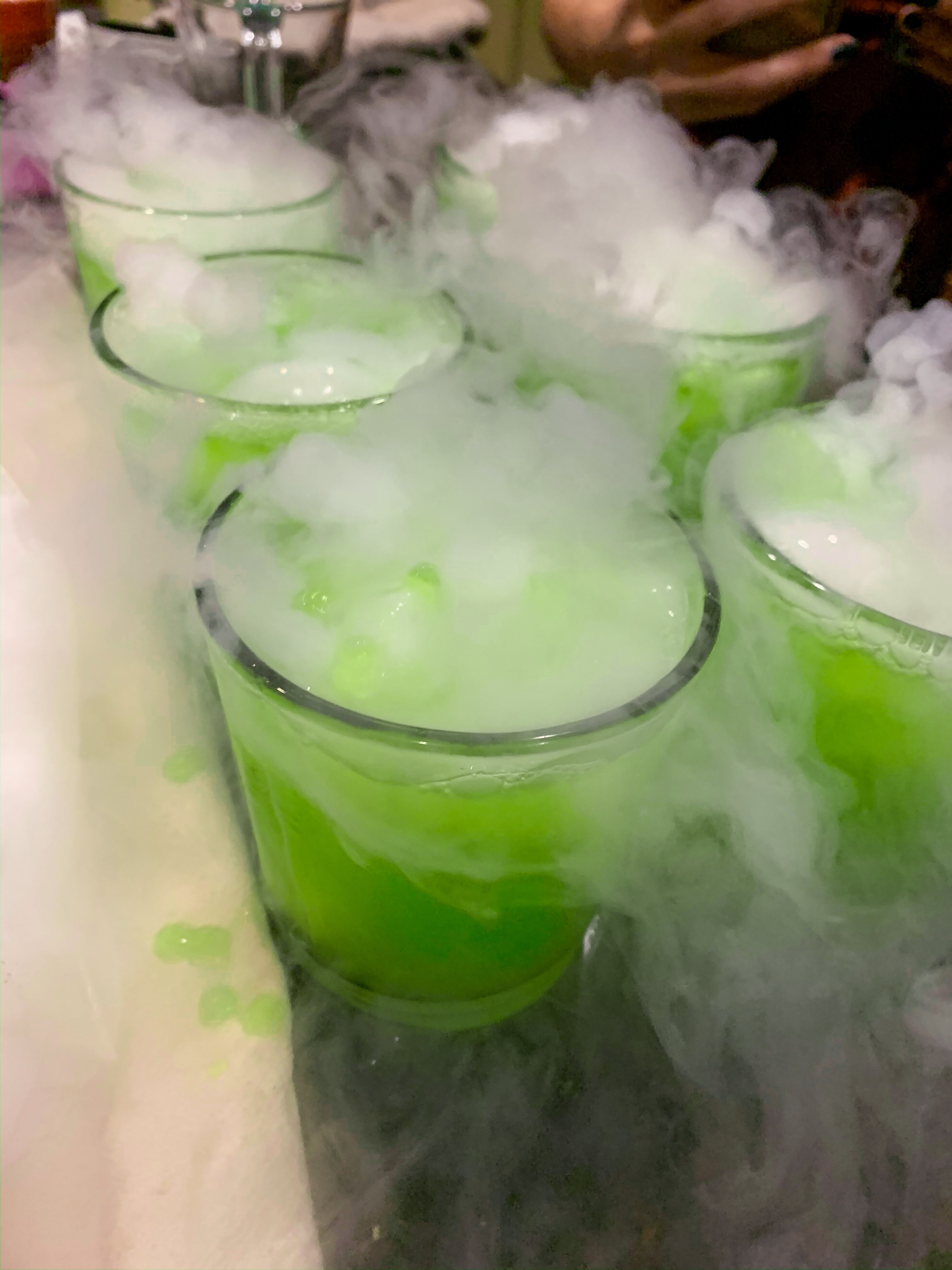 How to Safely Use Dry Ice in Drinks