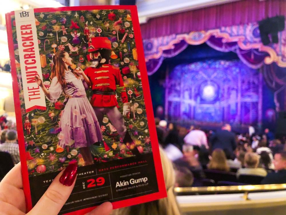 Texas Ballet Theater Nutcracker Review